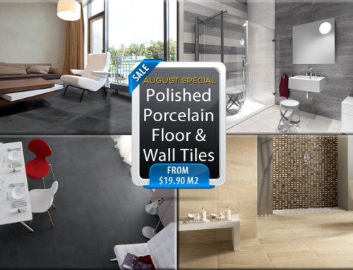 Polished Porcelain Tile Special August 2015 ONLY
